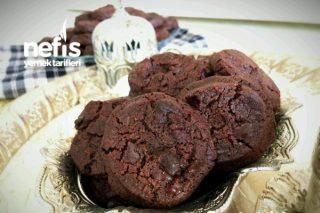 Kahve Yanına Çikolatalı Bisküvi (49 Adet) Tarifi