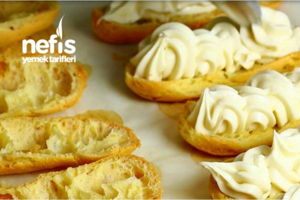 Pastane Lezzetinde Ekler (videolu)