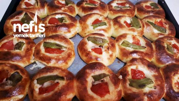Pizza Poğaça (muhteşemm)