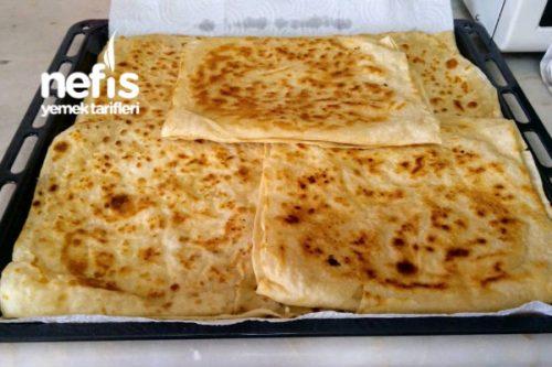 Tavada Peynirli Gözleme Nefis Yemek Tarifleri 4462051