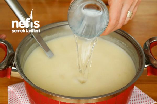 Yoğurtlu Yüksük Çorbası ( Mantı Çorbası)