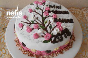 İncili Sultan Doğumgünü Pastası Tarifi