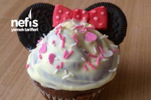 Minnie Mouse Muffin Tarifi