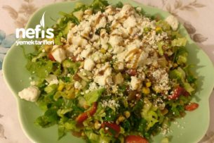 Nusret Salatası Tarifi