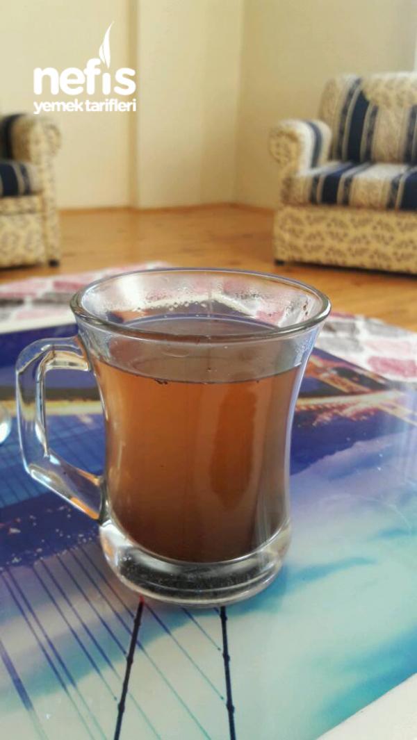 Sumak Çayı ( Faydalarıyla )
