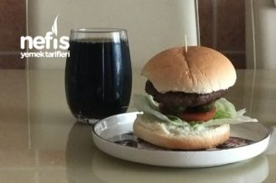 Gurme Burger Tarifi