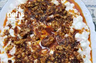 Karnabahar Salatası (Çiğden) Tarifi