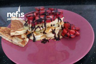 Pankek Waffle Tarifi