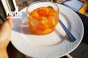 Tam Kıvamında Portakal Kabuğu Reçeli Tarifi