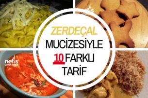 Zerdeçal Hangi Yemeklerde Kullanılır? Meraklılarına Özel 10 Tarif Tarifi