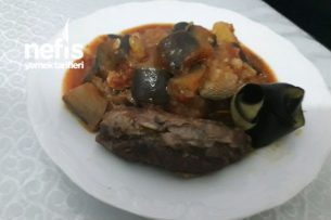 Güveçte Patlıcan Tava Tarifi