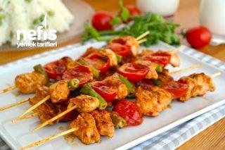 Kolay Tavuk Şiş Tarifi (videolu)
