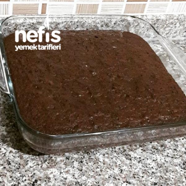 Ağlayan Pasta(çikolata Soslu Islak Kek)