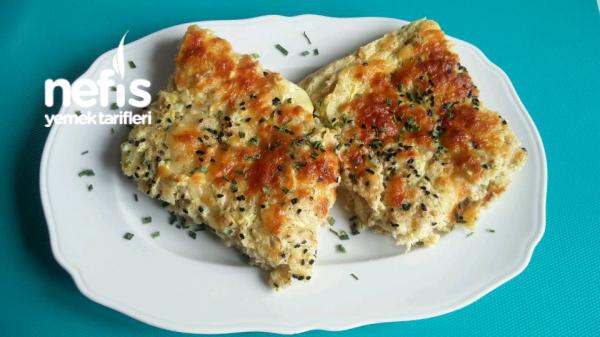 Diyet Börek (sebzeli unsuz Diyet Böreği )