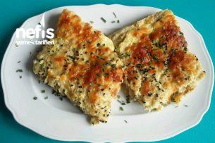 Diyet Börek (Sebzeli Unsuz Diyet Böreği) Tarifi