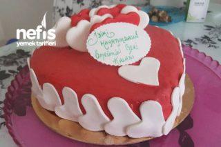 Eşime Doğum Günü Pastası Tarifi
