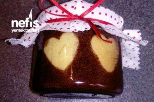 Haftalarca Taze Durabilen Kavanozda Kek Tarifi