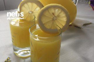 Buz Gibi Ramazan Limonatası Tarifi