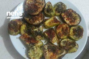 Fırında Patlıcan Kabak Tarifi