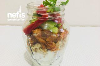 Öğle Yemeği Kavanozu- 5 Tarifi