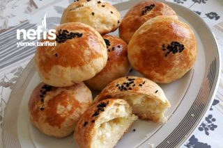 Patatesli Peynirli Topikler (25-30 Adet) Tarifi