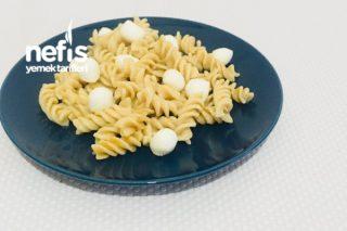 Peynirli Sağlıklı Makarna Tarifi