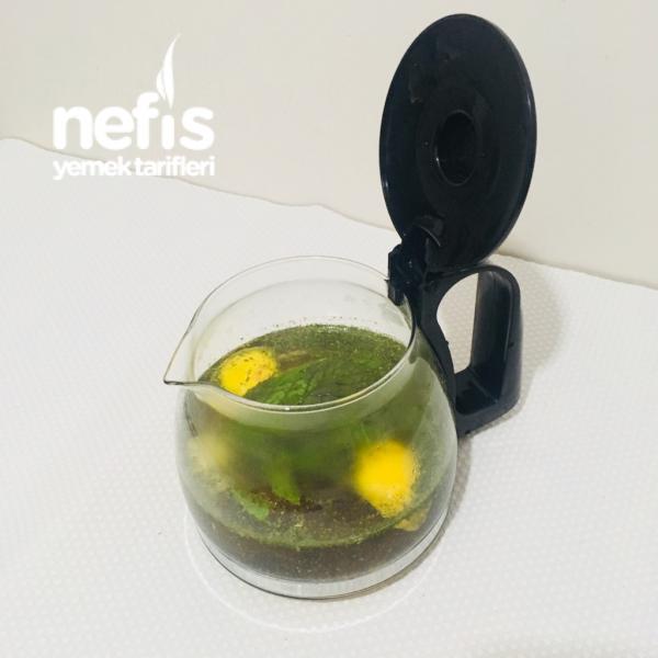 Şişkinlik İçin Sindirimi Kolaylaştırıcı Çay