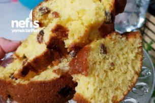 Bol Malzemeli Yumuşacık Kek Tarifi