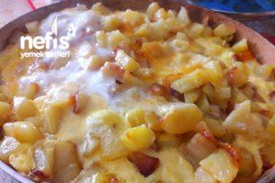 Kahvaltılık Pratik Patates Tarifi