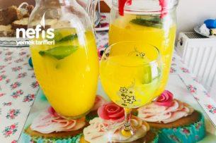 Limonatanın Güzeli En Doğalı Tarifi