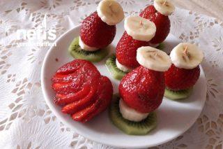 Meyve Çubukları Tarifi