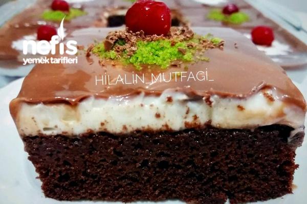 Borcam Pastası (Bol Çikolatalı)