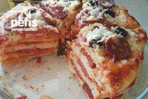 Pizza Pastası Tarifi