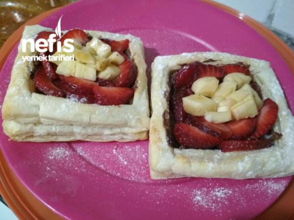 Pratik Çıtır Waffle