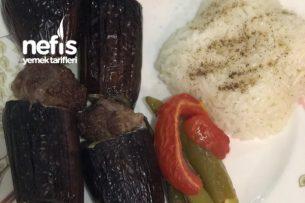 5 Dakikalık Patlıcan Kebabı Tarifi