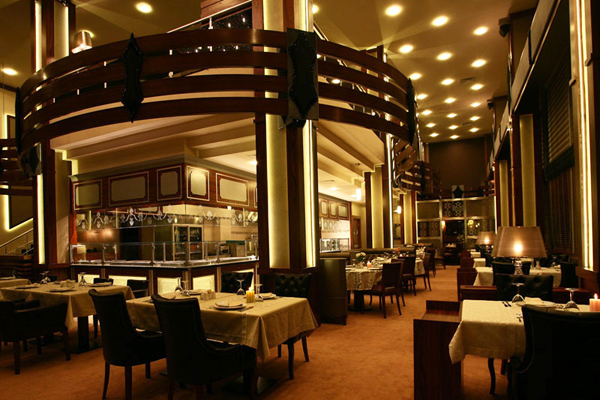 trakya restaurant