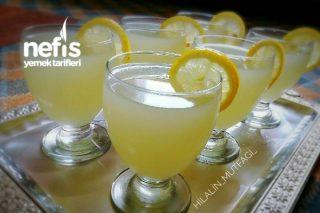 Limonata (Sadece Limon İle) Tarifi