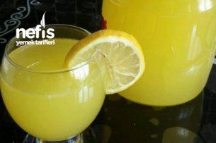 Mis Gibi Limonata Tarifi