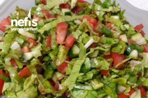 Muhteşem Yaz Salatası Tarifi