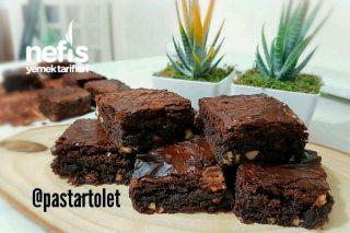 Orjinal American Brownie (Mutlaka Deneyin) Tarifi