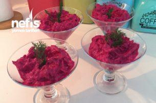 Pembe Sultan (Pancar Salatası) Tarifi