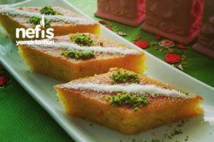 Portakallı Revani (Mis Kokulu) Tarifi