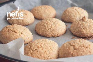 Amaretti Kurabiyeleri (İtalian Amaretti Cookies) Tarifi