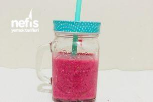 Antioksidanlı Yağ Yakıcı Smoothie Tarifi