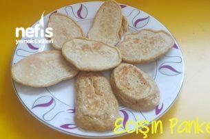 Ecişin Kahvaltısı (Peyniralti Sulu Pankek) Tarifi