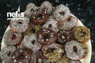 Ev Yapımı Donut Tarifi