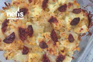Fırında Haşlanmış Patates Tarifi