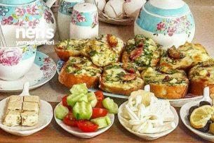 Kahvaltılık Yumuşacık Yumurtalı Ekmek Tarifi