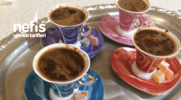 Maximum Köpüklü Türk Kahvesi