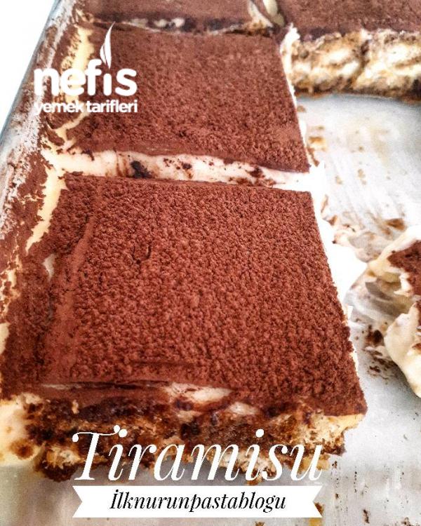 Muhteşem Kremasıyla Tiramisu (Bayılacaksınız)